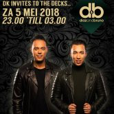 De Kers Events Presents: Diaz and Bruno