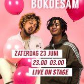 De Kers Events Presents: Jacin Trill and Bokoesam live on stage