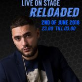 De Kers Events Presents: Josylvio Reloaded