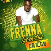 De Kers Events Presents: Frenna live on stage