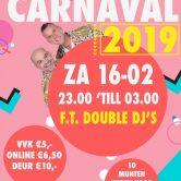 Pre Carnaval @DeKers F.T. Double DJ's