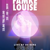 Famke Louise Live On Stage