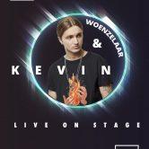 Kevin en Woenzelaar On Stage
